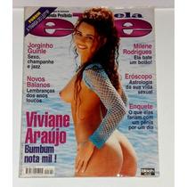 Viviane Araujo Revista Ele&ela Ed.340-nov\97-rara