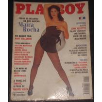 Revista Playboy - Maíra Rocha - Novt/95 - Pôster - Lacrada