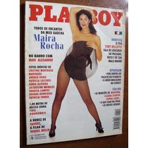 Revista Playboy Maira Rocha Miss Gaúcha Erótica Sex Anos 90