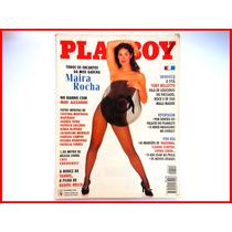 Revista Playboy Maira Rocha Erotica Sexy Frete Gratis