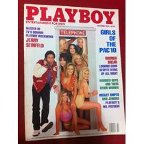 Revista Playboy 93 Importada Jenny M Fatastica Mulheres Musa