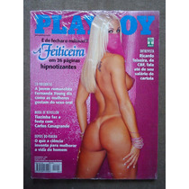 Playboy - A Feiticeira - Nº 293 - Dezembro/1.999 - Lacrada