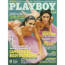Playboy 347: Gatas Do Bodyboarding - Bonellihq Cx 57