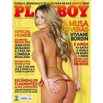 Playboy Viviane Bordin - Janeiro 2009 - Nova Lacrada