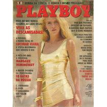 Playboy #178 - Lucimar Viana C/defeito - Bonellihq Cx 09