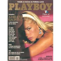 Playboy Adriane Galisteu -20 Anos Edição De Colecionador