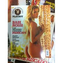 Playboy Especial Panicates Juju Babi Ariane Lacrada De Fabr
