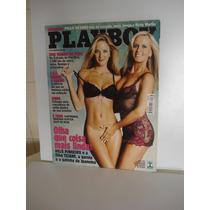 Revista Playboy, Helô Pinheiro E Ticiane ,2003