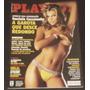 Revista Playboy - Daniela Ceccomello - Out/2004 - Com Pôster
