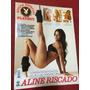 Revista Playboy Aline Riscado Mulher Melão Melancia Andressa