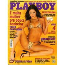 Playboy Brasil - 2000 - Helen Ganzarolli