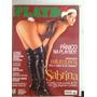 Revista Playboy De Colêcionador Sabrina Sato #353 C/ Pôster