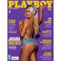 Revista Playboy 06/15 Janaína Segunda Capa Rara Alternativa