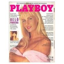 Playboy: Helô Pinheiro (maio1987)