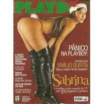 Revista Playboy #353 - Sabrina Sato - Bonellihq