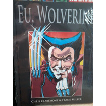 Graphic Novels Marvel 59 - Eu, Woverine