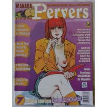 Quadrinhos Eróticos Pervers Nº 2