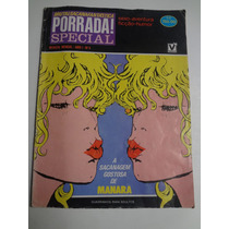 Revista Em Quadrinhos Eroticos Porrada! Special Ano.1 N° 4