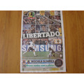 Corinthians Campeão Libertadores 2012 Jornal Lance C/ Poster