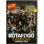 Dvd Botafogo Campeão Carioca 2010 Original Novo Lacrado Raro