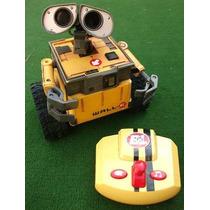Wall-e Robô Que Fala Anda Dança Mexe Braços Walle Robozinho