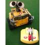 Wall-e Robô Original Ele Fala Mexe Braços Cabeça Articulado