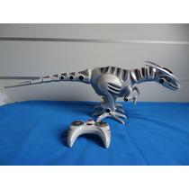 Roboraptor Wow Wee,robô Dinossauro Controle Remoto Grande