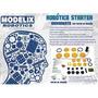 Kit De Robotica Starter Movimento Com Micro Motor De Reducao