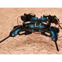 Frame De Servo Robô Quadrúpede Para Arduíno /pic Promocional