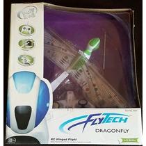Libélula De Controle Remoto - Flytech Dragonfly