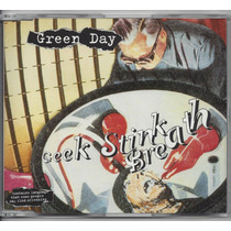 Green Day - Geek Stink Breath - Single - Lacrado - Importado