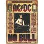Dvd Ac/dc: No Bull Live Plaza De Toros Madrid [eua] Lacrado