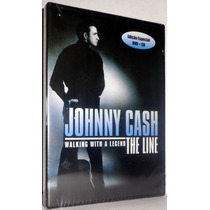 Dvd + Cd Johnny Cash - The Line: Walking With A Legend
