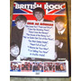 Dvd British Rock (2004)c/ Cream Beatles Stones Animals Kinks