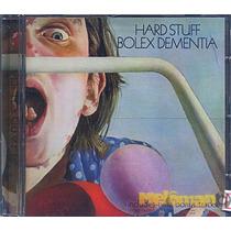 Hard Stuff 1973 Bolex Dementia Cd Remaster Com 2 Bônus Track