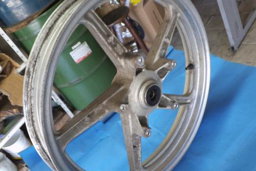 Roda Dianteira Twister