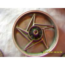 Roda Trazeira Da Suzuki Yes 125