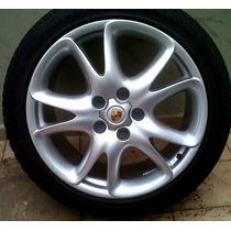 Rds Orig. 20 Porsche Cayenne, C/ Pneus. Troco Carro Ou Moto