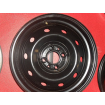 Roda De Ferro Fiat Nova Aro 15 Prata