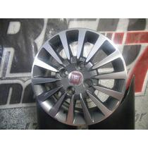 Jogo Rodas Aro 13 Original Fiat Furação 4x98