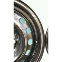 Roda Ferro Aro 13 Vw Up Estepe 2015/16 Original