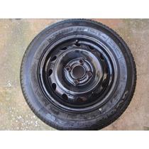 Pneu 165-70-13 Gps2 Goodyear Novo Com Roda Original Corsa