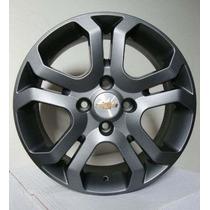 Jogo De Roda 14 Kr R4 Volks Fiat Chevrolet Honda Renault