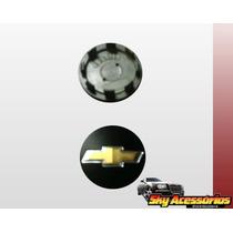 Calota Centro De Roda Da Gm Astra/corsa/vectra/prisma/celta