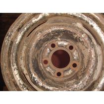Roda De Aço Furação Chevrolet Opala Aro 14 X 6