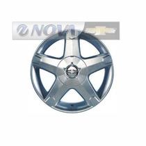 Roda Liga Leve Aluminio Aro 14 [5 Raios 4 F Prisma-2008-2012