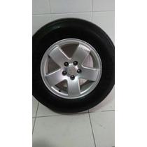 Roda Mitsubishi Pajero Tr4 Com Pneu