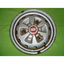 Ford Corcel Belina - Aro De Roda Com Emblema Central
