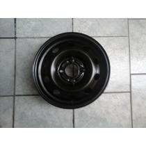 Roda Em Aço Aro 14 Original Ford Na Cor Preta, R$79,99!!!