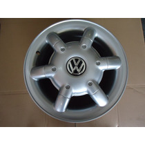 Roda 14 Logus Wolfsburg Original Volks Pointer Apolo Ford